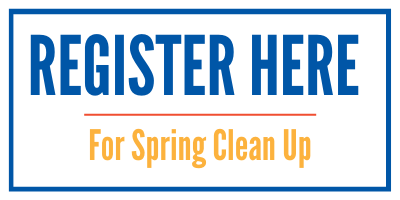 Spring Clean Up Registration